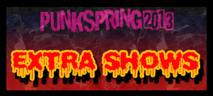 PUNKSPRING EXTRA SHOWS